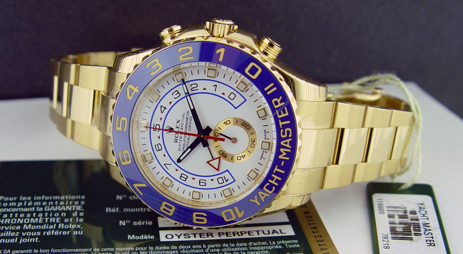 Rolex Yachtmaster 2 Gold Price armourseal.co.uk