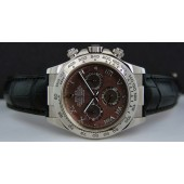 ROLEX - 18kt White Gold Daytona ROSE Mother Of Pearl Roman 116519 - SANT BLANC