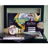 ROLEX - 18kt Gold DAYTONA Mother Of Pearl Arabic Model 116528 SANT BLANC