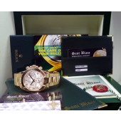 ROLEX - 18kt Gold DAYTONA Mother Of Pearl Diamond Model 116528 SANT BLANC