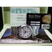 Rolex Oysterquartz Datejust with Papers