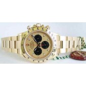 ROLEX - 18kt Gold DAYTONA Paul Newman Model 116528