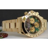 2013 ROLEX - 40mm 18kt Gold Daytona TAHITIAN Mother of Pearl Diamond - 116528