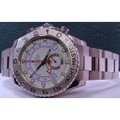 ROLEX - 44mm Yacht-Master II 18kt White Gold - 116689