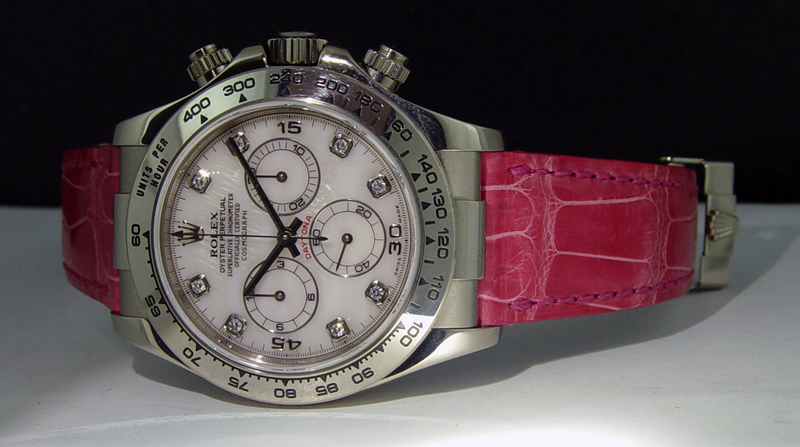 Ladies Rolex Daytona