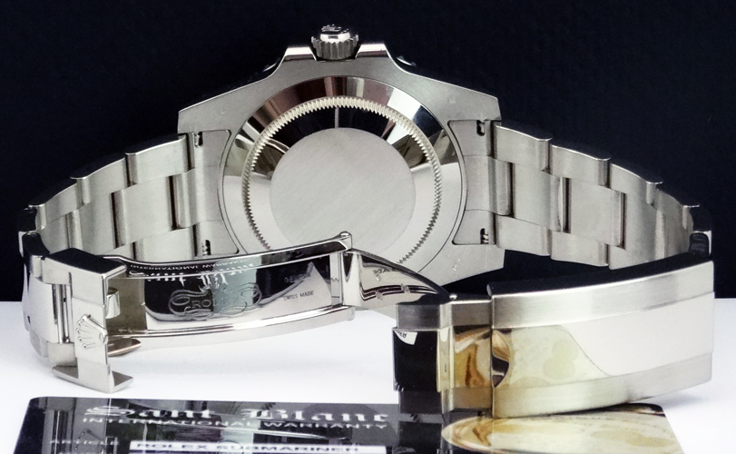 Rolex Submariner in White Gold