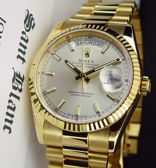 how to tell if a rolex is real or not