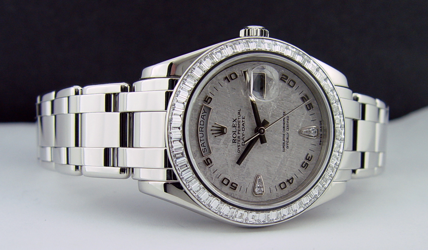 Platinum Watch from Rolex